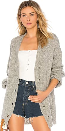 Tularosa Cleo Cardigan in Grey