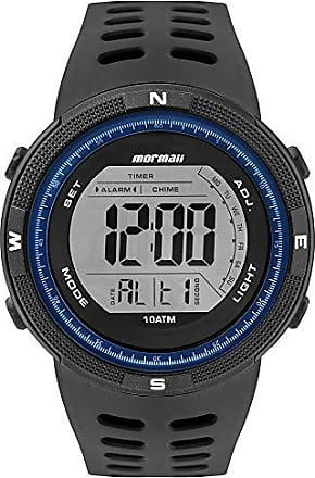 Mormaii Relógio Mormaii Masculino Ref: Mo3590aa/8a Digital Wave