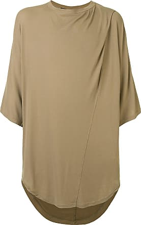 Julius T-shirt oversize - Color marrone