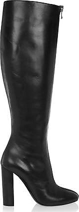 Tom Ford Tom Ford Woman Leather Knee Boots Black Size 35.5