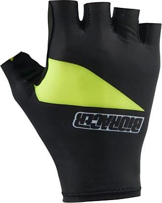 Bioracer Glove One Summer Short Finger Guanti Unisex | bianco/grigio