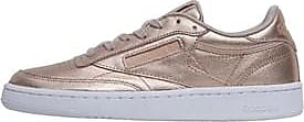 Reebok Metallic low profile trainers. A mix of heritage and modern streetwear the Club C needs no introduction. BS7899