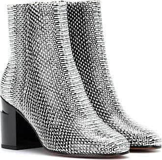 Robert Clergerie Ankle Boots Keyla aus Leder