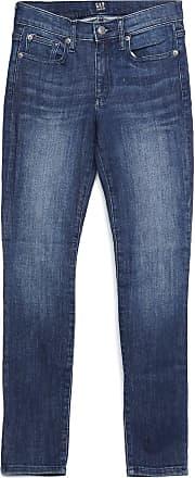 GAP Calça Jeans GAP Skinny Estonada Azul