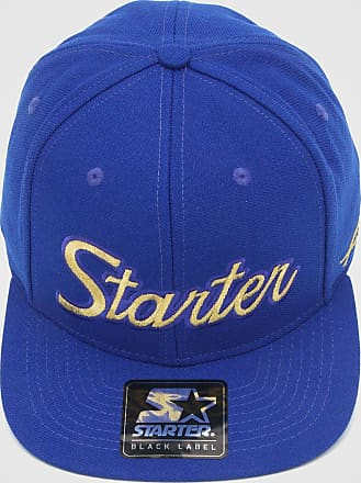 Starter Boné Starter Metallic Azul