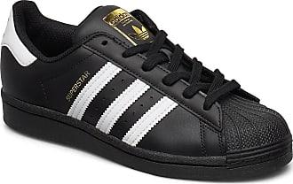 adidas Originals Superstar J Sneakers Skor Svart Adidas Originals