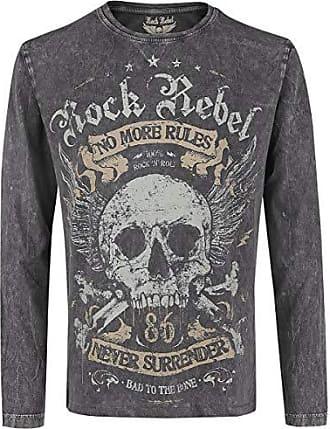 Rock Rebel by EMP Get It While You Can Langarmshirt schwarz