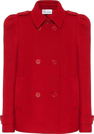 Red Valentino Jacke aus einem Wollgemisch