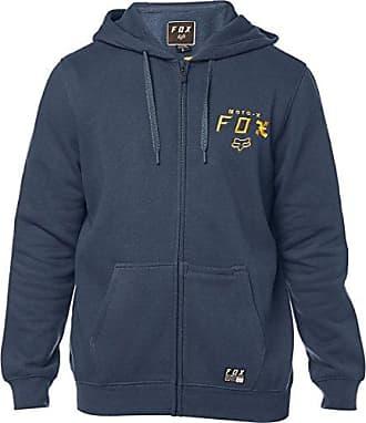 Fox Mens Darkside Zip Fleece, Navy, L