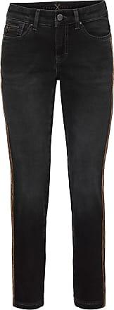 MAC 7/8-Jeans Dream Slim Velvet Chain