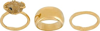 Wouters & Hendrix set of three rings - GOLD