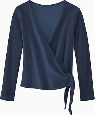 Enna Nicki-Wickeljacke aus Bio Baumwolle, nachtblau