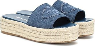 54a880ec65d Chaussures Prada pour Femmes - Soldes   jusqu  à −50%