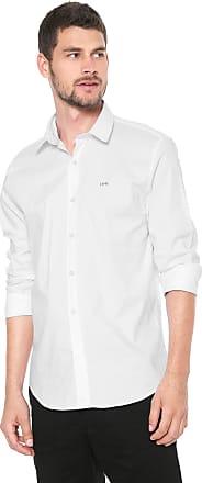 Dimy Camisa dimy Reta Logo Branca
