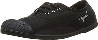 203331795a Kaporal Vickano, Baskets mode femme - Noir (8 Noir), 31 EU