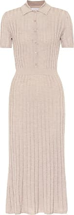 Gabriela Hearst Elvis cashmere and silk shirt dress