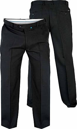 Duke Mens Kingsize Max D555 Adjustable Waist Pants