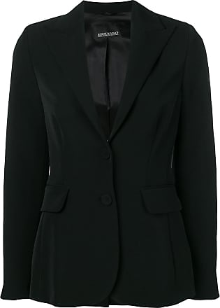 Ermanno fitted blazer - Black