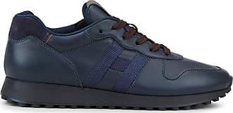 Hogan Sneakers H383, BLAU, 10.5 - Schuhe