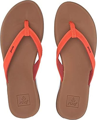 e9bf9f45d17d Reef Womens Rover Catch Flip-Flop Flame 110 M US