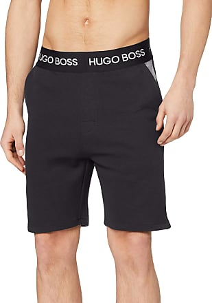 BOSS Mens Contemporary Shorts, Grey (Medium Grey 33), 28 (Size: X-Large)