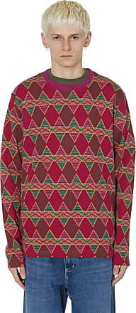 Stüssy Stussy Cuzco long sleeves t-shirt BERRY M