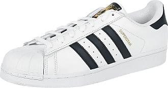 adidas Superstar - Sneaker - weiß|schwarz