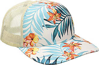 Rip Curl Womens Tropicana Trucker Hat, Natural, One Size