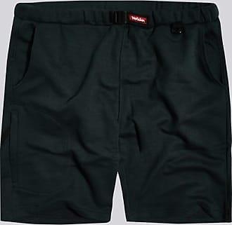 HOLUBAR shorts in felpa bf12 blu