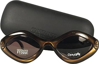 5834190d81baf Gianfranco Ferre New Vintage Gianfranco Ferré Amber Small 1990s Italy  Sunglasses