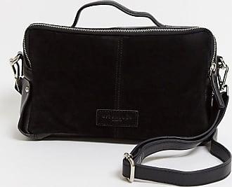 Urban Code leather rectangular bag in black