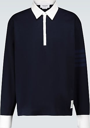 Thom Browne Polopullover aus Baumwolle