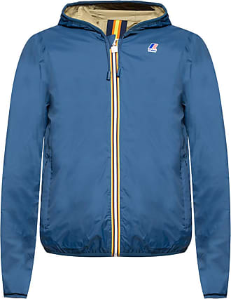 K-Way Jacques Plus Double Reversible Jacket Mens Blue