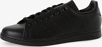adidas Originals Herren Sneaker aus Leder - Stan Smith schwarz