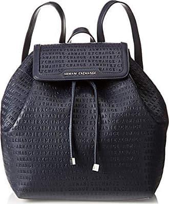 b2f684cf94 Armani Denim Backpack - Zaini Donna, Blu (Navy), 31x15x49 cm (B
