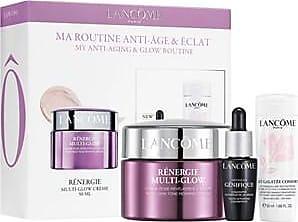 Lancôme Anti-Aging Geschenkset Rénergie Multi-Glow Crème 50 ml + Advanced Génifique Concentré 7 ml + Lait Galateé Confort 50 ml 1 Stk