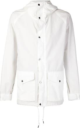 321 Mountain hooded jacket - White
