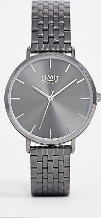 Limit bracelet watch in gunmetal-Grey