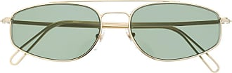 Retro Superfuture Super By Retrosuperfuture Tema sunglasses - GOLD