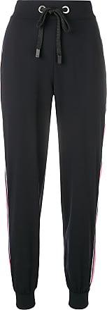 No Ka'Oi side stripe joggers - Black
