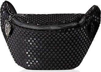 Betsey Johnson Look at The Stars Belt Bag, black