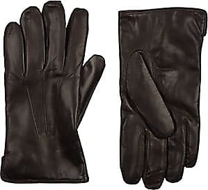 e78f61e793898 Barneys New York Mens Cashmere-Lined Gloves - Dk. brown Size 8.5