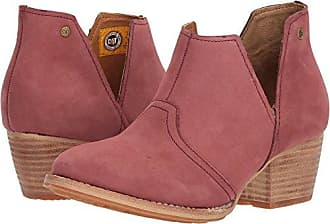 525233cd1 CAT Womens Charade Pull on Ankle Bootoe with V Shape Cutout Boot, Puritan,  5.5