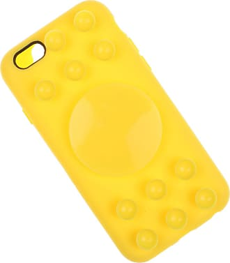 Marc Jacobs iPhone 6 - 6S, Iphone 6 Holder, Yellow, PVC, 2017, One size One size
