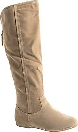 20e03a8f40cc7c Stiefel für Damen in Beige  Jetzt bis zu −36%