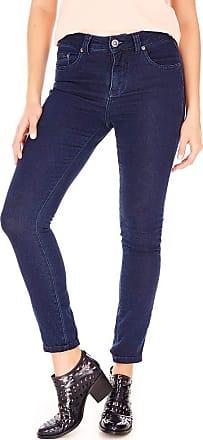 SideWalk Calça Isa - Azul Jeans - Tamanho 40