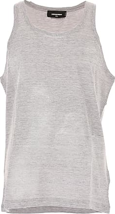 85cec655 Dsquared2 Tank Top for Men On Sale in Outlet, Grey, Cotton, 2017,