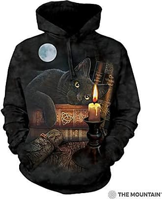 The Mountain The Witching Hour-Hsw-M Adult Hoodie, Black, Medium