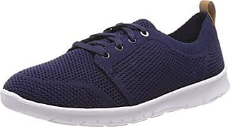 7b458bf4 Clarks Step Allenasun, Zapatillas para Mujer, Azul (Navy-), 42 EU