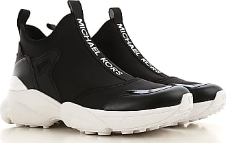 Michael Kors Sneaker für Damen, Tennisschuh, Turnschuh Günstig im Sale, Schwarz, Neopren, 2019, 35 36 37 38 38.5 39 40 40